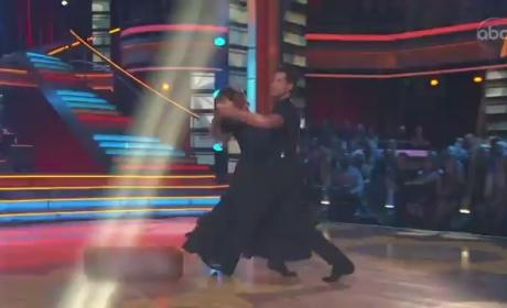Kirstie Alley - Dancing With the Stars Week 5
