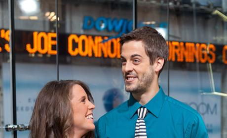 Jill Duggar And Derick Dillard on Extra