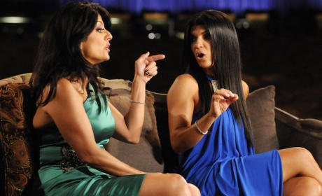 Dina Manzo Defends Teresa Giudice, Tells The Truth!