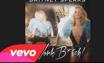 """Britney Spears """"Work Bitch"""" Leaked: First Listen!"""