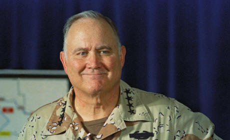 Norman Schwarzkopf Dies; Retired General, Gulf War Commander Was 78