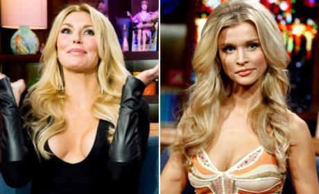 Brandi Glanville: Joanna Krupa's P--sy Stinks!