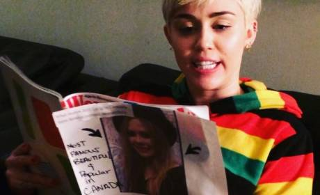 Miley Cyrus and Avril Lavigne Fake Fight: Who is More Popular in Canada?
