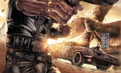 Mad Max Poster: Exclusive to Comic-Con!