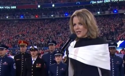 Renée Fleming Super Bowl Anthem: Grade It!