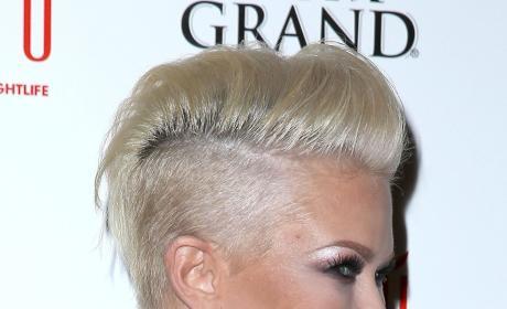 Jenna Jameson Hairstyle