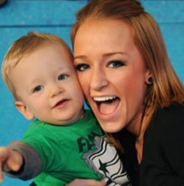 Maci Bookout: '16 & Pregnant' Throwback
