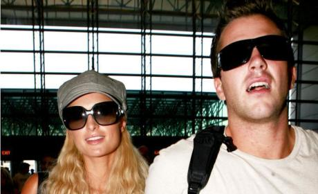 Paris Hilton Loves Herself, Doug Reinhardt