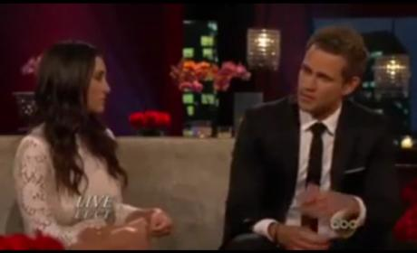The Bachelorette Clip - Nick Viall on After the Final Rose
