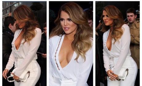 Khloe Kardashian: Skinnier Than Ever in Latest Instagram Pic!