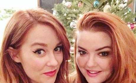 Lauren Conrad Changes Her Hair Color
