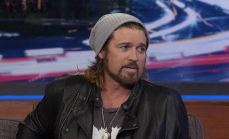 Billy Ray Cyrus Stands Up for Miley, Sort of Compares Daughter to Johnny Cash