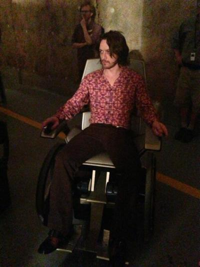 X-Men: Days of Future Past James McAvoy