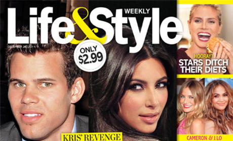 Father of Kris Humphries Threatens to Pen Kim Kardashian Tell-All