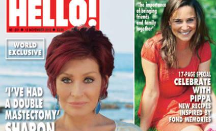 Sharon Osbourne Opens Up About Double Mastectomy