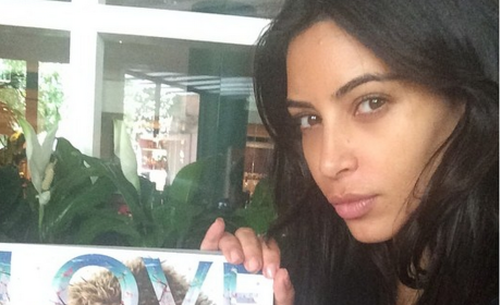 Kim Kardashian: No to Makeup, Yes to Kendall Jenner Topless!