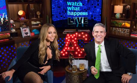 Mariah Carey on Watch What Happens Live: What Did We Learn?