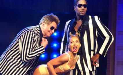 Kelly Ripa Halloween Costumes: Miley, Kim, Lindsey and More!