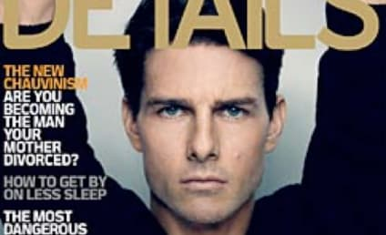 Father of Suri Cruise on Cover of Details