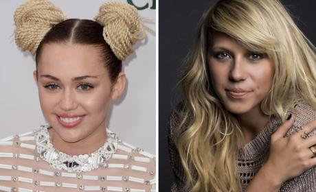 Miley Cyrus - Jodie Sweetin