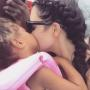 Kim Kisses Nori