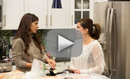 The Real Housewives of New Jersey Recap: Teresa vs. Melissa, Round 127!