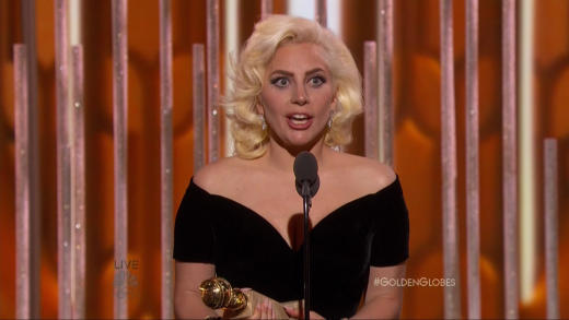 Lady Gaga Wins!