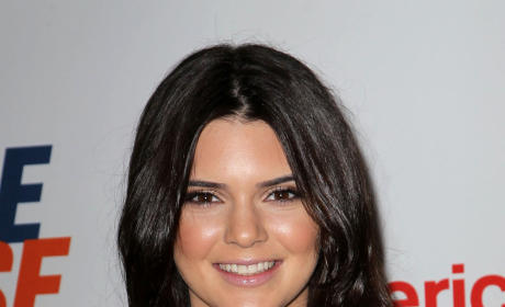 Kendall Jenner Close Up