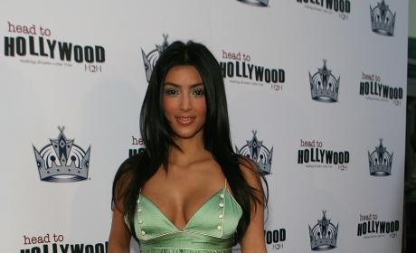 Kim Kardashian: Head To Hollywood Night At Staples Center