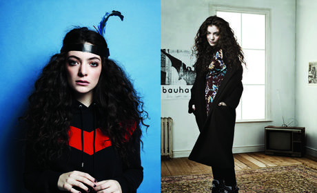 Lorde Teen Vogue Pics