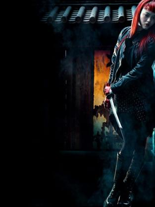 The Wolverine Rila Fukushima Picture