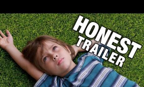 Boyhood Honest Trailer