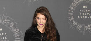 Lorde at the 2014 VMAs