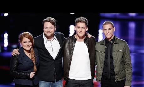 The Voice Results: Which Five Are Alive?