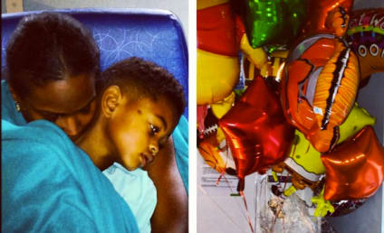 "Tameka Raymond Posts Photo of Son in Hospital, Counts Her ""Blessing"""