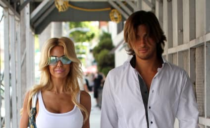 Shauna Sand Files for Restraining Order, Divorce