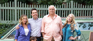 Promo Photo For National Lampoon's Vacation Reboot