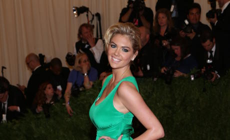 Kate Upton MET Gala Fashion