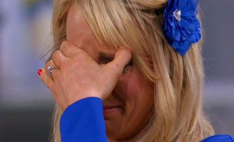 Leah Messer Cries (Again)