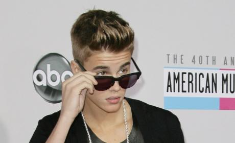 Justin Bieber and Selena Gomez: Spotted at Post-AMA Party!