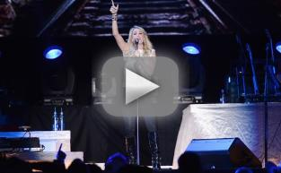 "Carrie Underwood Raps, Covers ""See You Again"" in Concert"