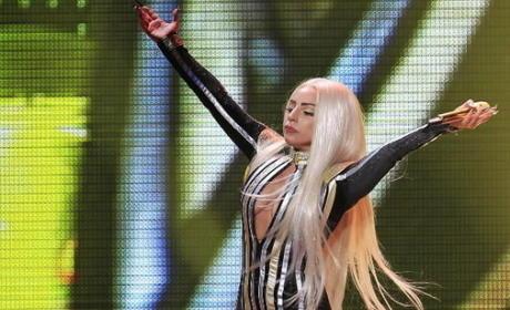 Lady Gaga Body Suit