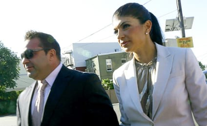 Teresa Giudice and Husband Surrender to Authorities, Released on $500K Bond