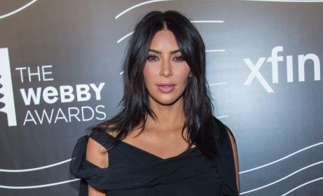 Kim Kardashian: 2016 Webby Awards