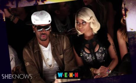 Nicki Minaj, Safaree Samuels Engaged?