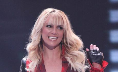 Britney on X Factor