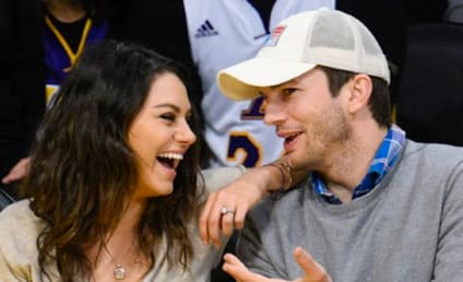 Mila Kunis and Ashton Kutcher: Married?!