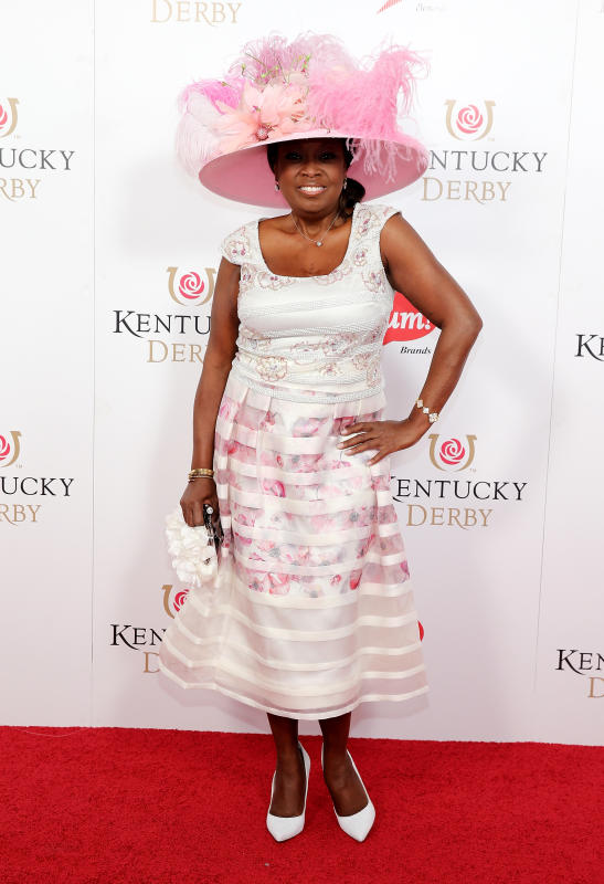 Star jones hat