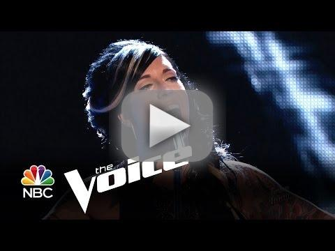 Kat Perkins - Let It Go (The Voice)
