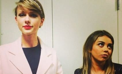 Taylor Swift and Sarah Hyland: BFF Alert!